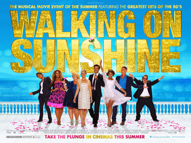 "Musical ""Walking on SUnshine"""