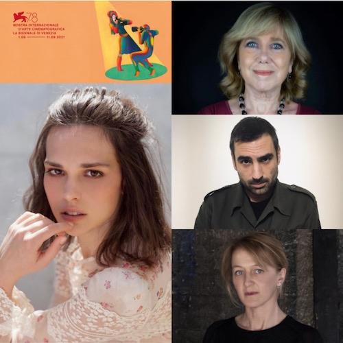 ICDN members form exclusive casting director jury at Venice Biennale International Film Festival